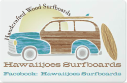 Hawaiijoes Surfboards